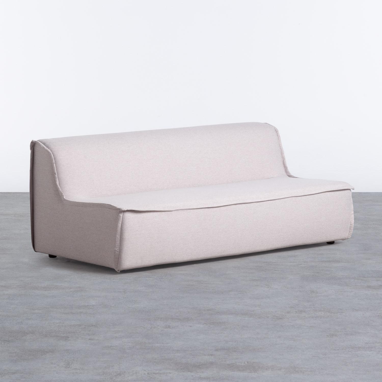 Sofá de 3 Plazas en Tela Elico, imagen de galería 1