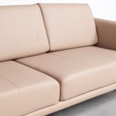 Sofá de 2 Plazas en Polipiel Descui, imagen miniatura 5