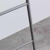 Escalera Decorativa con Espejo en Metal (181 cm) Neo, imagen miniatura 6
