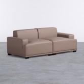Sofá de 3 Plazas en Polipiel Epiama, imagen miniatura 1