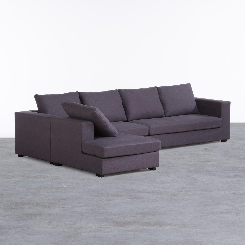 Sofá Chaise Longue Izquierdo en 4 Plazas Dicman, imagen de galería 1