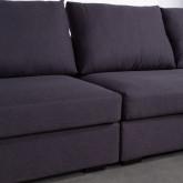 Sofá Chaise Longue Izquierdo en 4 Plazas Dicman, imagen miniatura 4