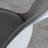 Silla de Oficina con Ruedas y Regulable Freya Scriva, imagen miniatura 8