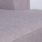 Sofá Chaise Longue Izquierda 4 Plazas en Tela Belka, imagen miniatura 6