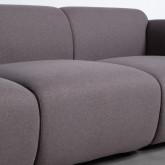 Sofá de 4 Plazas en Tela Brome, imagen miniatura 4