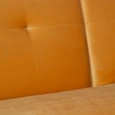 Sofá Cama de 3 Plazas en Terciopelo Lisethe , imagen miniatura 8
