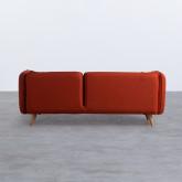 Sofá de 3 Plazas en Tela Osthyn, imagen miniatura 3