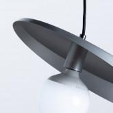 Lámpara de Techo en Acero Anselm, imagen miniatura 3