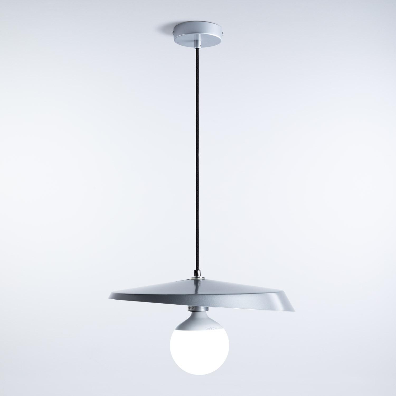 Lámpara de Techo en Acero Anselm, imagen de galería 1