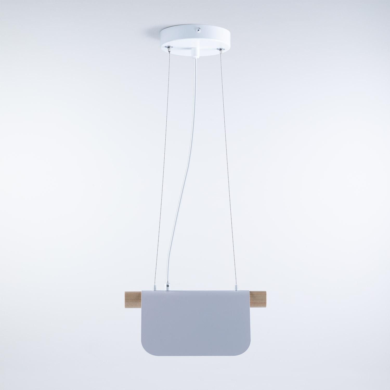 Lámpara de Techo LED en Hierro Ania, imagen de galería 1