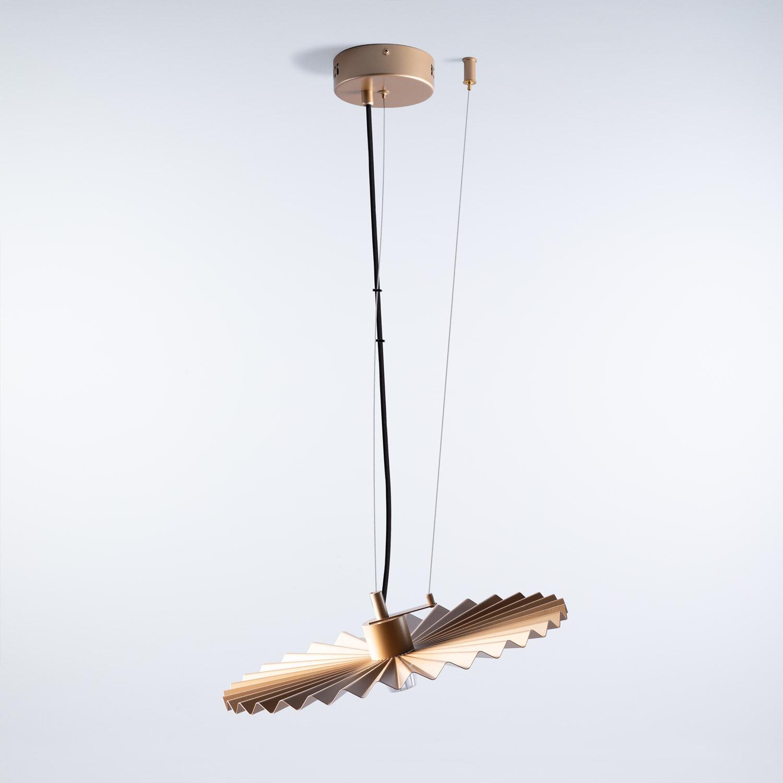 Lámpara de Techo LED Hierro Enka, imagen de galería 1