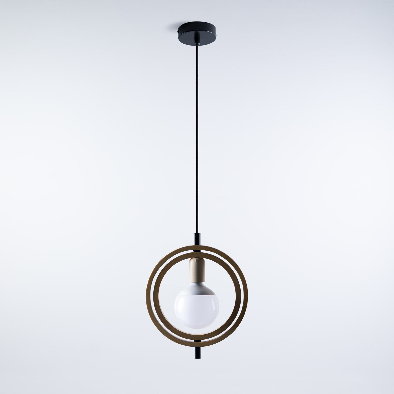 Lámpara de Techo en Madera Gemma, imagen de galería 1