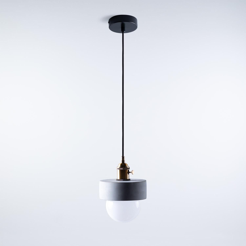 Lámpara de Techo en Cemento Axel, imagen de galería 1