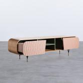 Mueble de TV en MDF dos puertas Amer, imagen miniatura 3