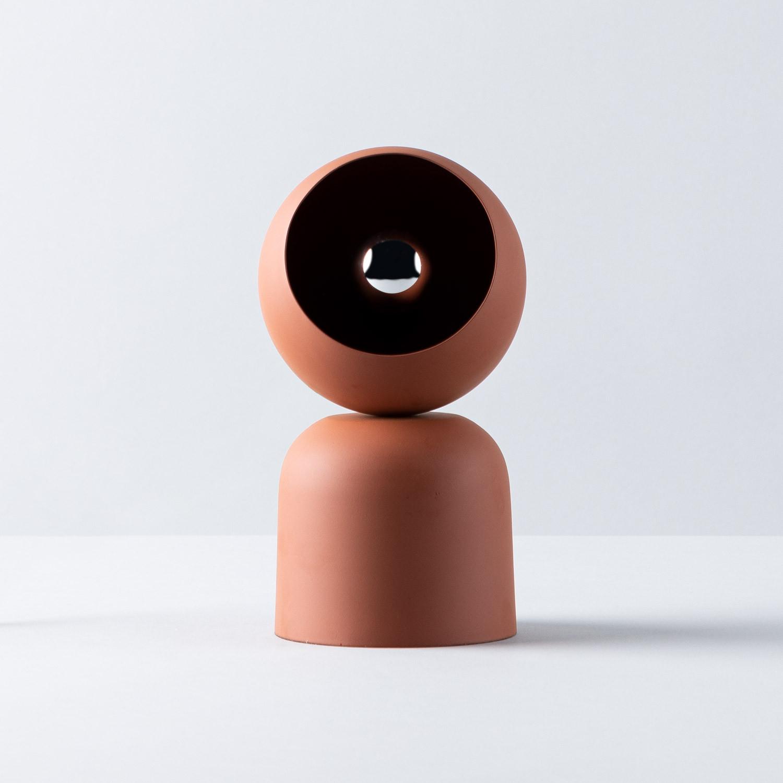 Lámpara de Mesa en Metal Abba , imagen de galería 1