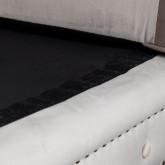 Sofá de 3 Plazas en Terciopelo Velluto, imagen miniatura 10