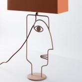 Lámpara de Mesa en Metal Zigor, imagen miniatura 7
