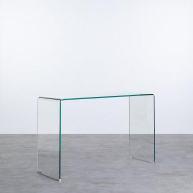 Consola en Cristal Templado (120x40 cm) Gress