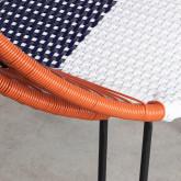 Chaise d'Extérieur en Rotin et Acier Neo, image miniature 7
