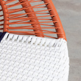 Chaise d'Extérieur en Rotin et Acier Neo, image miniature 8