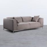 Canapé de 3 places en Nobuck Rochi, image miniature 1