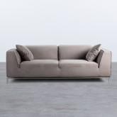Canapé de 3 places en Nobuck Rochi, image miniature 3