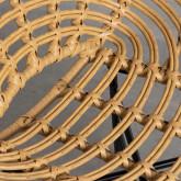 Chaise de Salle à manger en Rotin Synthétique Nuler, image miniature 7
