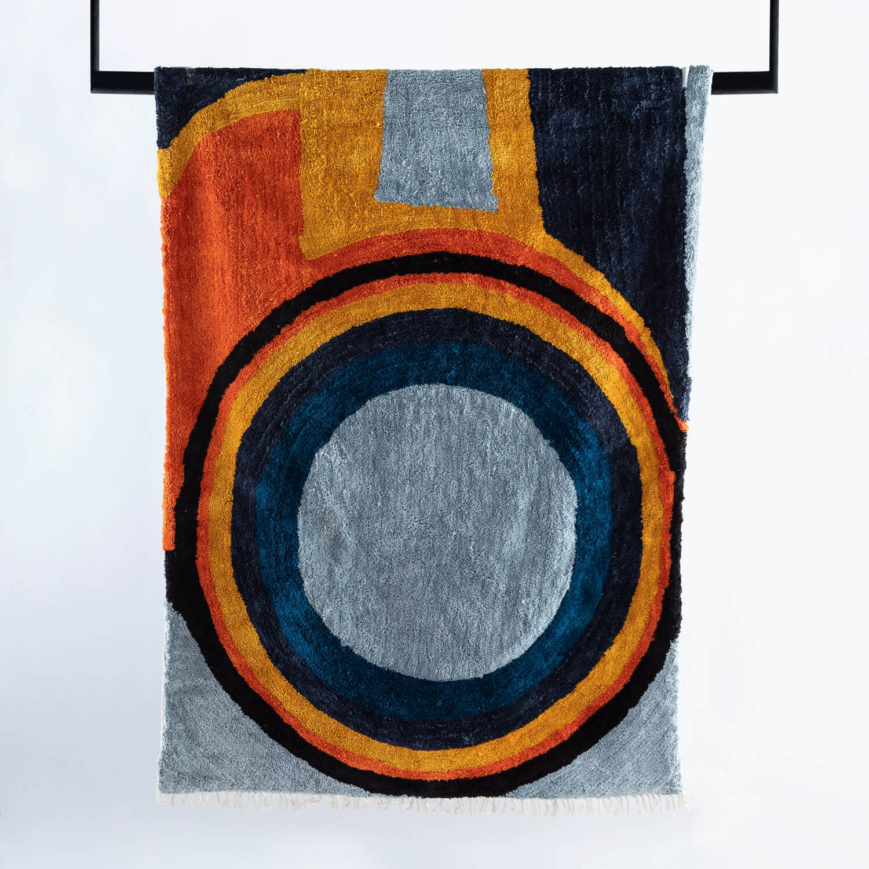Tapis Artisanal Runi 230x160 cm, image de la gelerie 1
