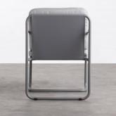 Chaise d'Extérieur en Aluminium et Tissu Paradise, image miniature 4