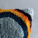 Coussin Rectangulaire en Coton (15x50 cm) Runi, image miniature 4