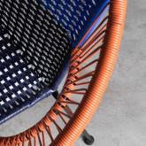 Chaise d'Extérieur en Rotin et Acier Neo, image miniature 11