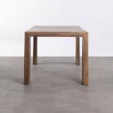 Table de Salle à manger Extensible en MDF (45-180x90 cm) Ville, image miniature 10