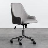 Chaise de Bureau à Roulettes et Réglable Otys, image miniature 1