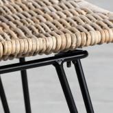 Chaise de Salle à Manger en Rotin Naturel Timot, image miniature 7