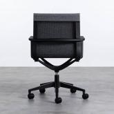 Chaise de Bureau à Roulettes et Réglable Mid Back Jones, image miniature 5
