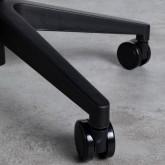 Chaise de Bureau à Roulettes et Réglable Mid Back Jones, image miniature 8