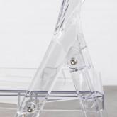 Chaise de Salle à manger en Polycarbonate Flex Clic, image miniature 8
