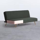 Canapé-lit 3 places en Tissu Nhomy, image miniature 1