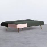 Canapé-lit 3 places en Tissu Nhomy, image miniature 3