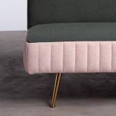 Canapé-lit 3 places en Tissu Nhomy, image miniature 6