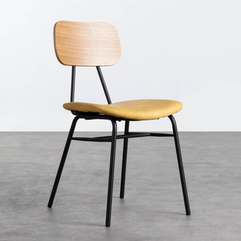 Chaise de salle à manger Tallor, image de la gelerie 1