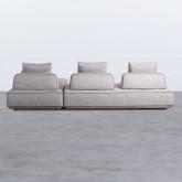 Canapé Modulaire en Tissu Bilar, image miniature 6
