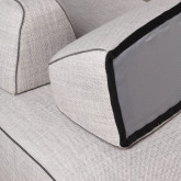 Canapé Modulaire en Tissu Bilar, image miniature 8