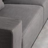 Canapé de 3 places en Tissu Tamam, image miniature 8