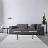Canapé de 3 places en Tissu Tamam, image miniature 3