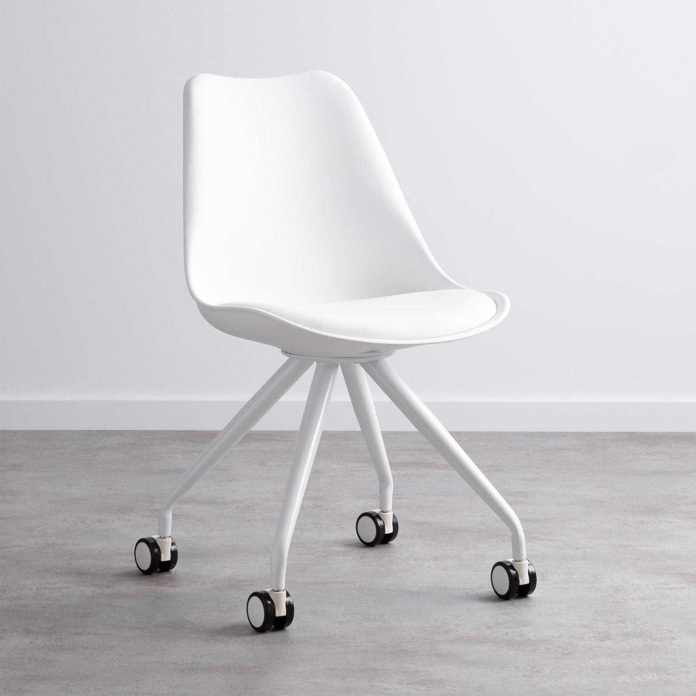 Chaise de Bureau à Roulettes Futur 4, image de la gelerie 1