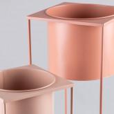 Pots Ronds en Métal Cosme, image miniature 5