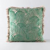 Coussin Carréen Polyester et Velours (50x50 cm) Selvo , image miniature 1