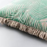 Coussin Carréen Polyester et Velours (50x50 cm) Selvo , image miniature 5
