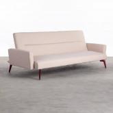 Canapé-lit 3 Places en Tissu Natsu, image miniature 1